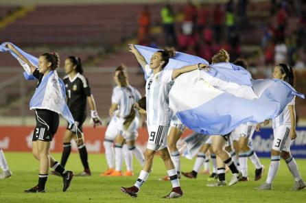 アルゼンチン女子代表チーム