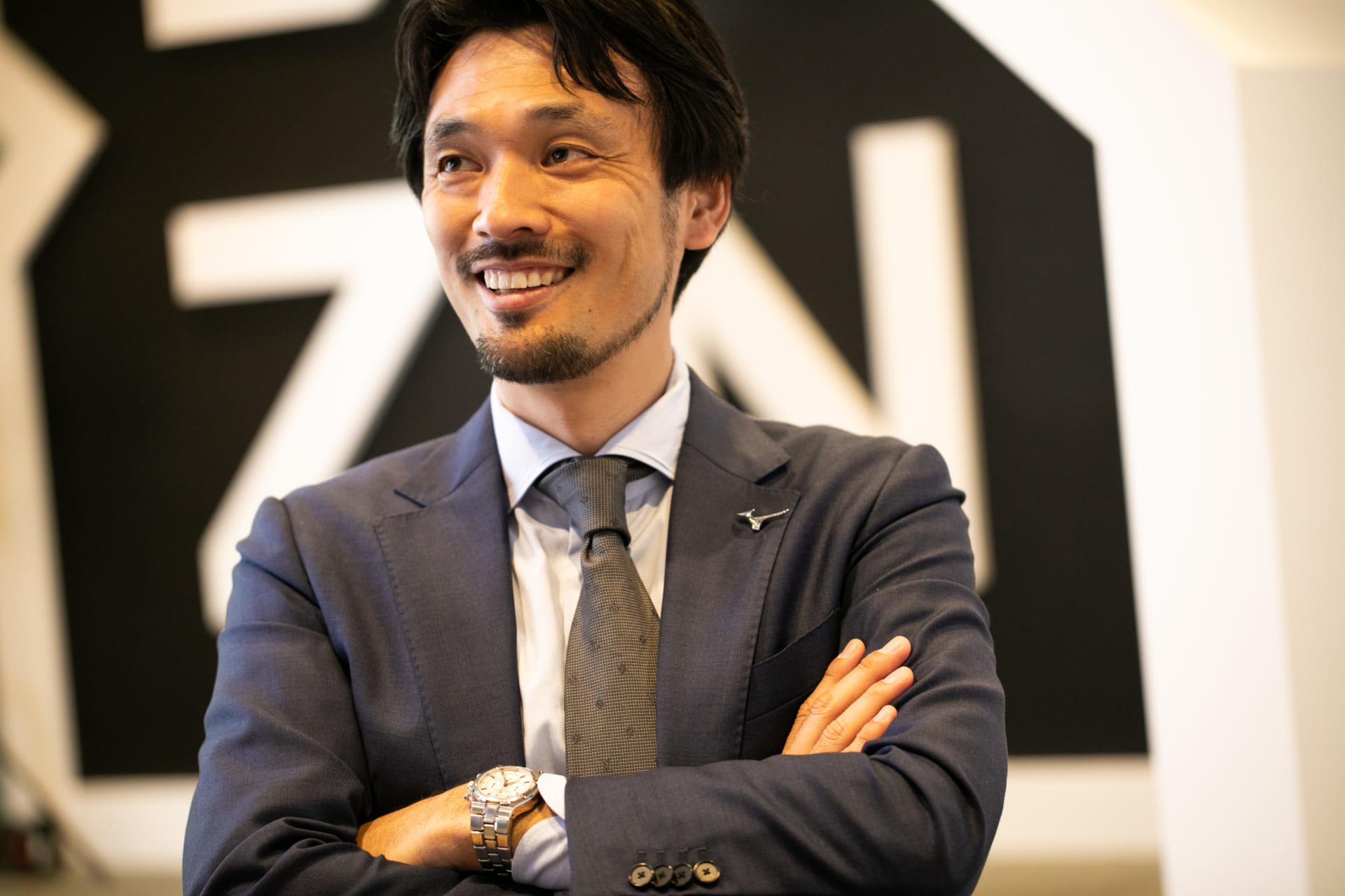 DAZNで解説を務めた戸田和幸氏