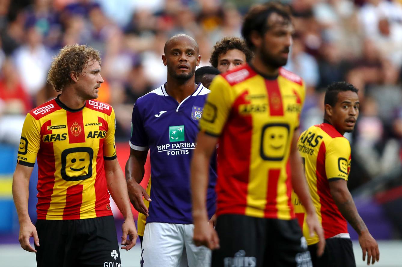 ベルギー リーグ