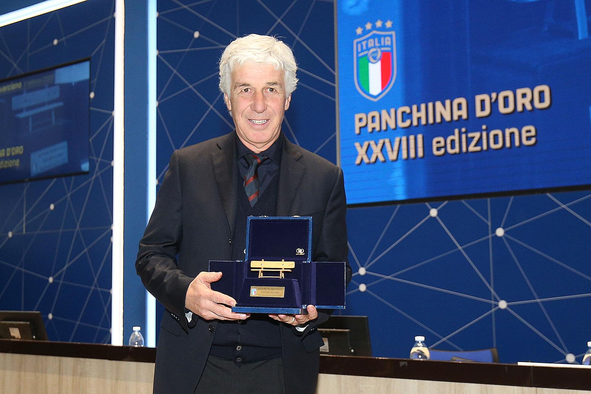 アタランタのジャン・ピエロ・ガスペリーニ