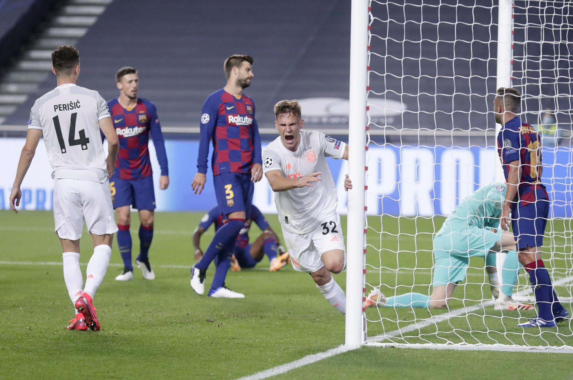【海外サッカー】欧州CL4強に1チームも進めず。スペイン流のサッカーは限界を迎えたのか