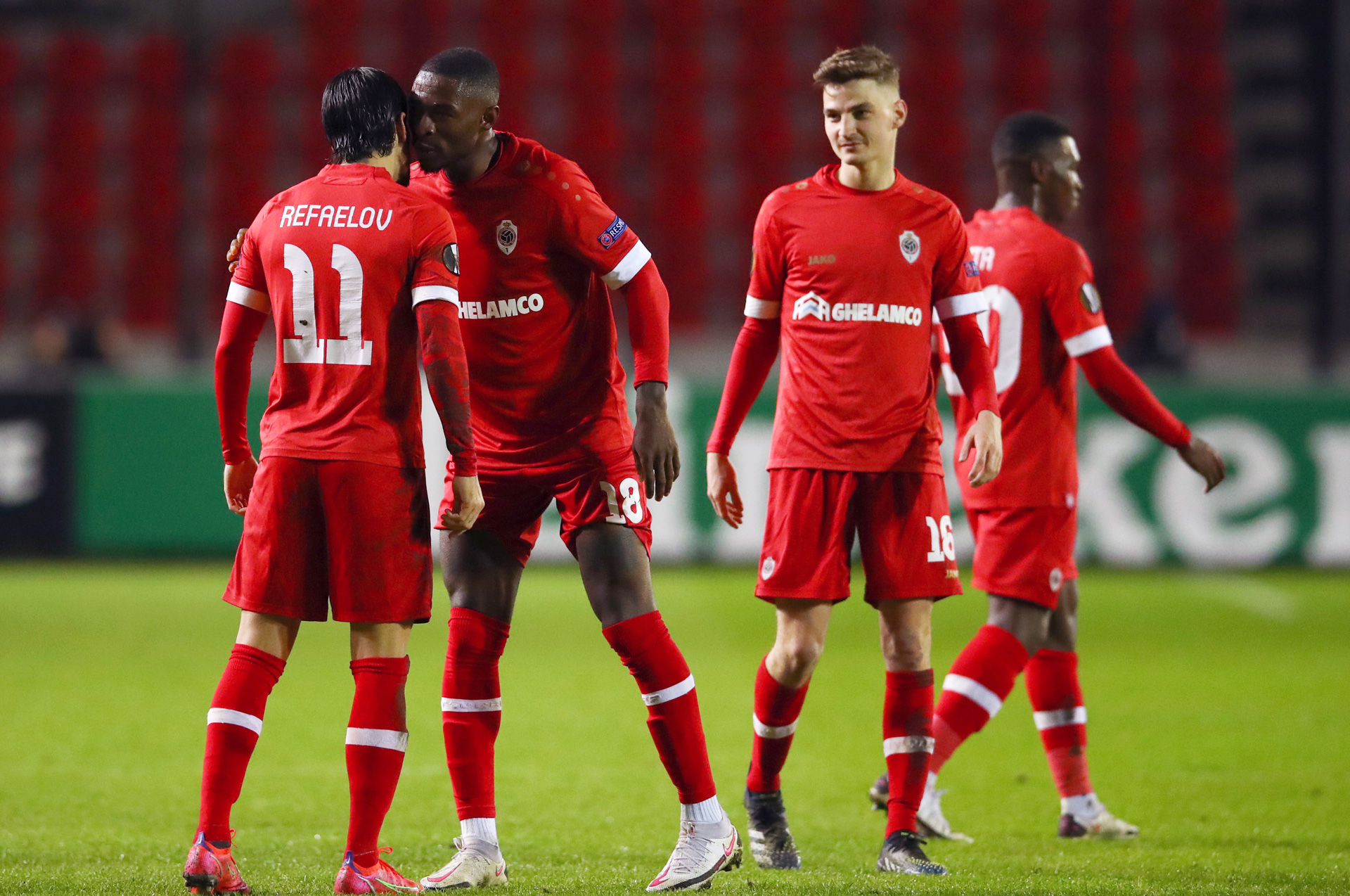 ベルギーの25クラブがオランダとのリーグ合併に賛成。合併構想、前進か